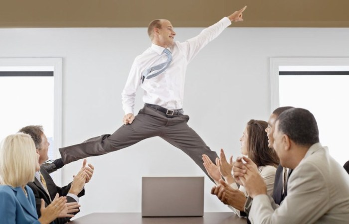 Todo empleado debe ser un emprendedor en su trabajo