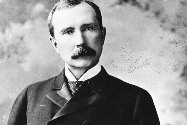 Rockefeller, el magnate y su afirmación más poderosa