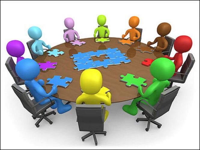 Grupos de poder informal en la empresa. Feudos y otros.