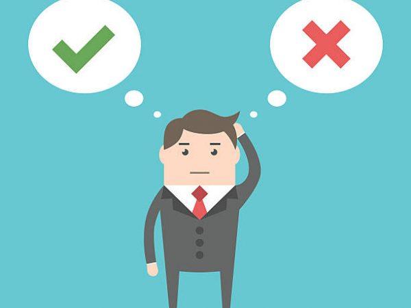 Decisiones Difíciles, ¿como tomarlas?