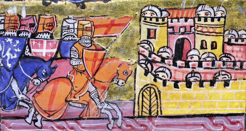 5 lecciones de liderazgo de los caballeros de las Cruzadas
