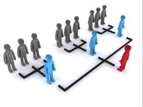 Delegar, delegar, delegar, ¡ésa es la clave del éxito!