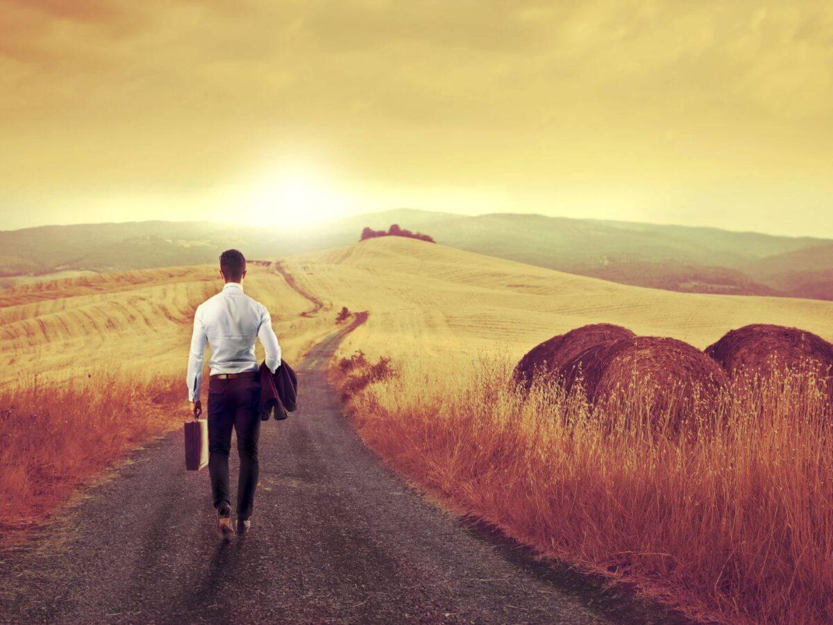 """La vida tiene un """"plan estratégico"""" para usted. ¡No interfiera!"""