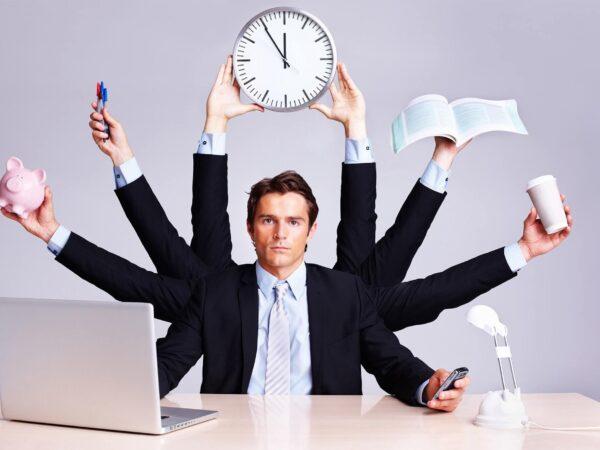 ¿Workaholic? Tranquilo. Se puede aprovechar ésa energía