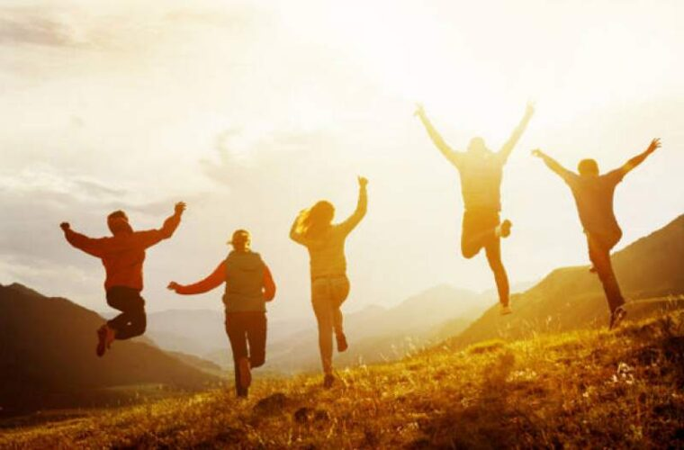 Las personas felices son los nuevos ricos