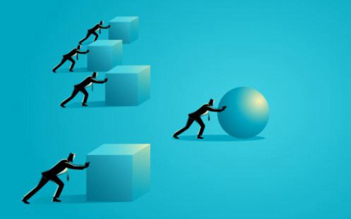 Trabajo Inteligente vs. Trabajo Duro. Qué dice la Estrategia